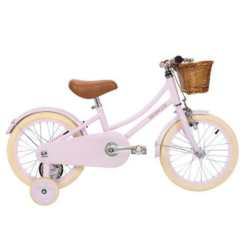Banwood Classic Bike - Pink-Jack & Willow