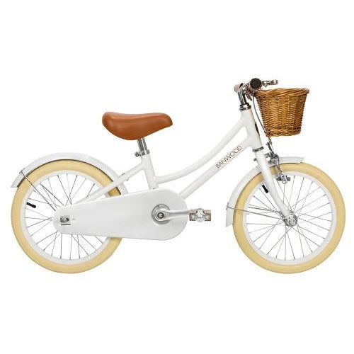 Banwood Classic Bike - White-Jack & Willow