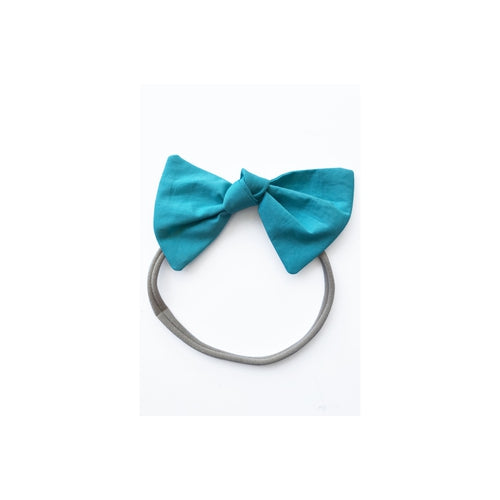 Pretty Wild Lucille Elastic Headband - Blue Haze-Jack & Willow