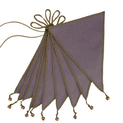 Numero 74 Bunting - Dusty Lilac-Jack & Willow