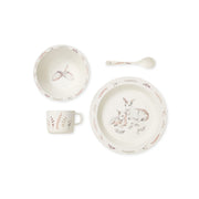 Cam Cam Bamboo Eating Set - Forest