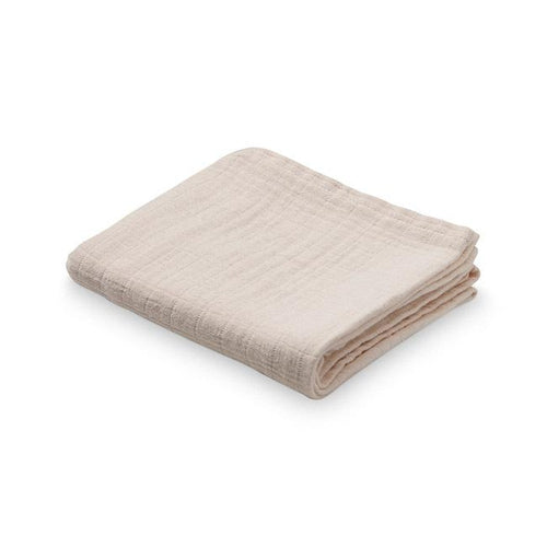 Cam Cam Organic Muslin Cloth - Nude Rose-Jack & Willow