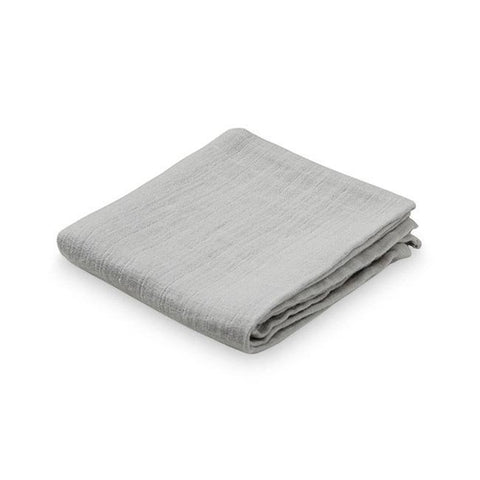 Cam Cam Organic Muslin Cloth - Grey-Jack & Willow