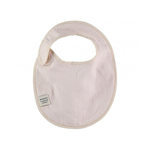 Nobodinoz Bib Honeycomb - Dream Pink-Jack & Willow