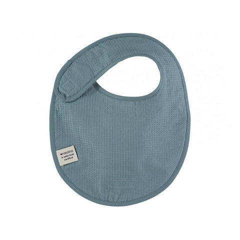 Nobodinoz Bib Honeycomb - Magic Green-Jack & Willow