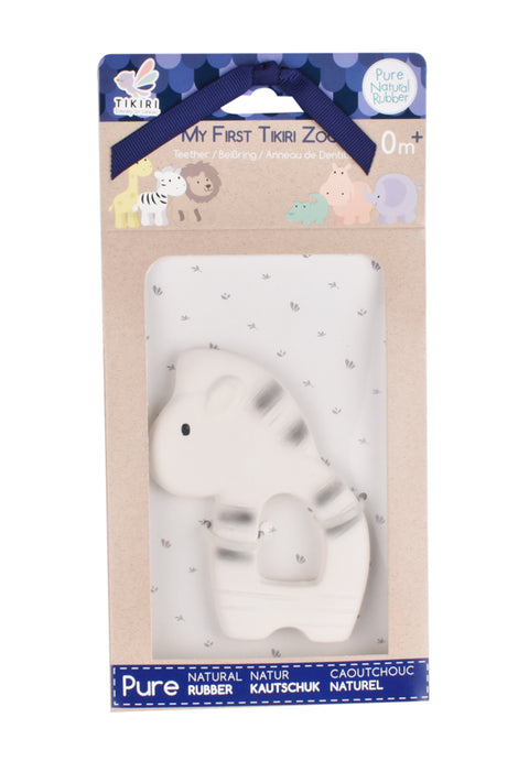 Tikiri Zebra Flat Teether