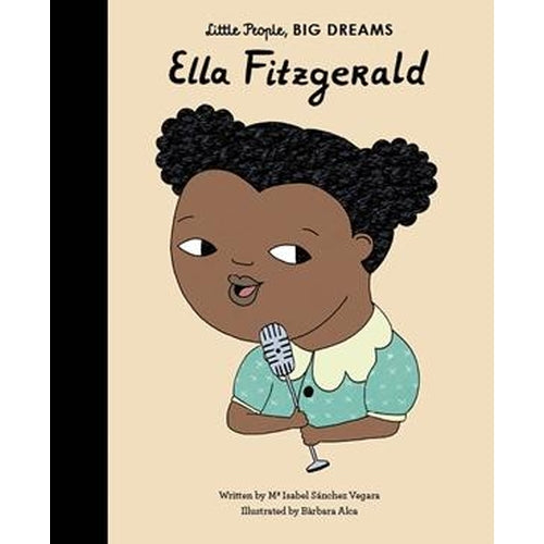 Little People, Big Dreams: Ella Fitzgerald-Jack & Willow