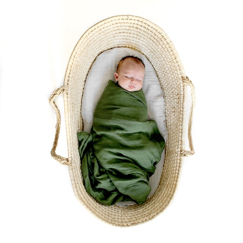 Burrow & Be Swaddle - Pine-Jack & Willow