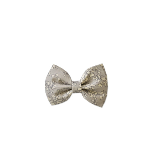 Pretty Wild Georgie Bow Clip - Silver Belle-Jack & Willow