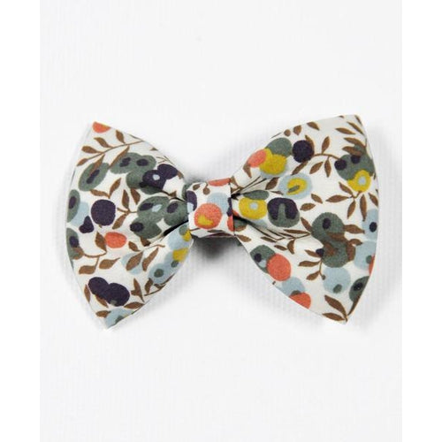 Pretty Wild Georgie Bow Clip - Forest-Jack & Willow