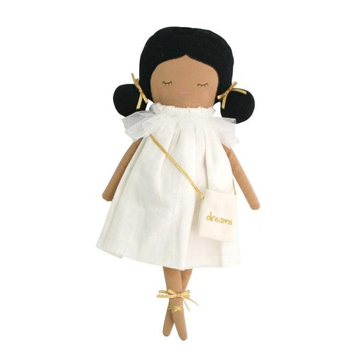 Alimrose Emily Dreams Doll - Ivory 40cm-Jack & Willow