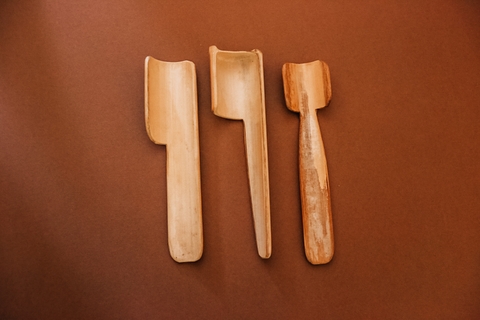Q Toys Bamboo Spoons (Set of 3)