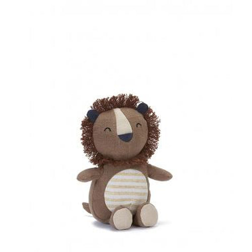 Nana Huchy Leroy the Lion Rattle-Jack & Willow