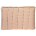 Camomile London Quilted Blanket - Peach Blossom (SEPT PRE-ORDER)-Jack & Willow