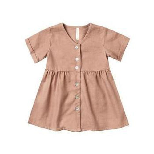 Rylee & Cru Jeanette Dress - Truffle-Jack & Willow