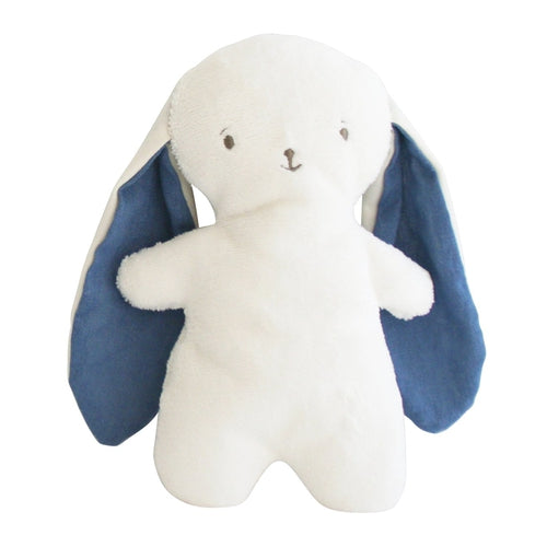 Alimrose Bobby Linen Snuggle Bunny - Chambray Blue-Jack & Willow