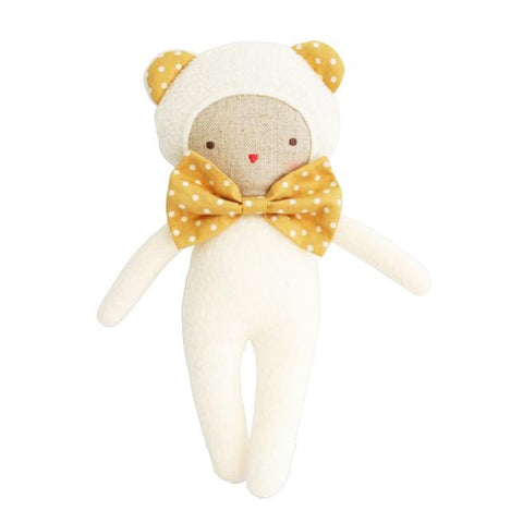 Alimrose Dream Baby Bear - Ivory & Butterscotch-Jack & Willow