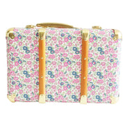 Alimrose Vintage Style Carry Storage Case - Petit Floral-Jack & Willow