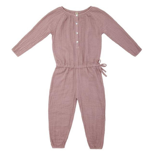 Numero 74 Naia Jumpsuit - Dusty Pink-Jack & Willow