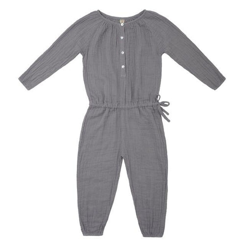 Numero 74 Naia Jumpsuit - Stone Grey-Jack & Willow