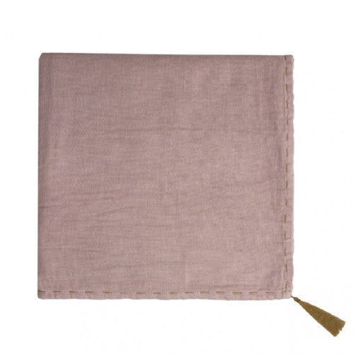 Numero 74 Nana Swaddle Wrap - Dusty Pink-Jack & Willow