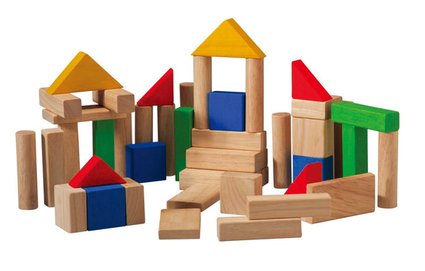 Plan Toys Blocks Set - 50