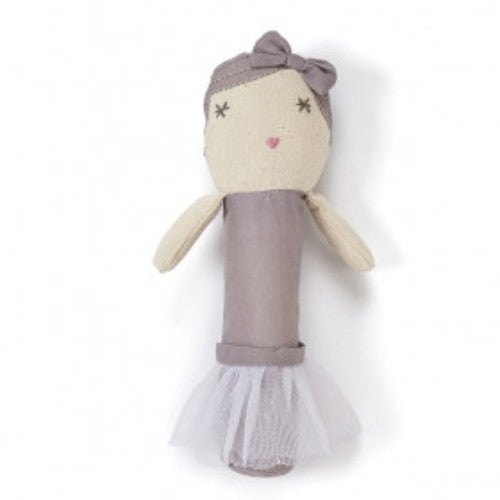 Nana Huchy Polly Dolly Rattle-Jack & Willow