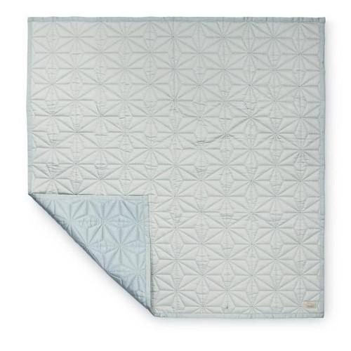 Cam Cam Quilt Mint Baby - Cot - Jack & Willow