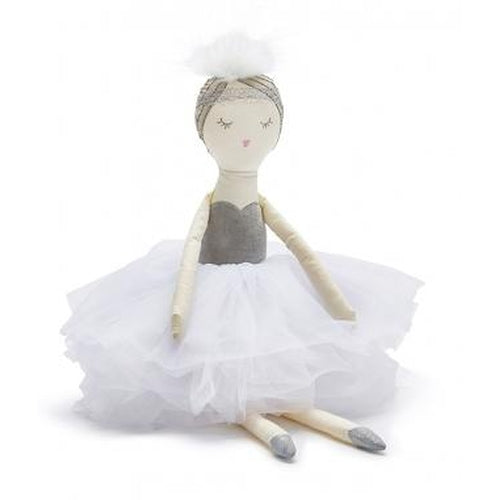 Nana Huchy Miss Ada Doll - White-Jack & Willow