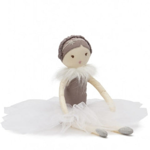 Nana Huchy Miss Posey Doll - White-Jack & Willow