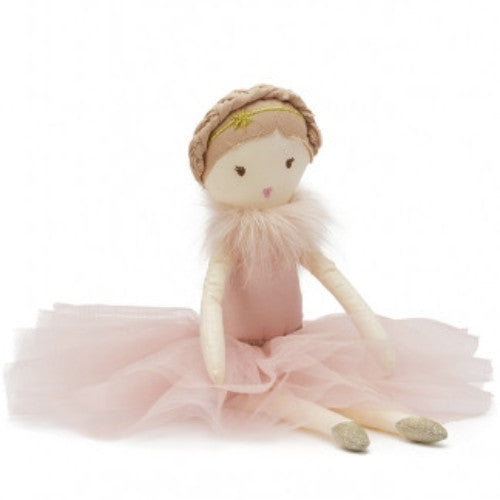 Nana Huchy Miss Rosey Doll - Pink-Jack & Willow