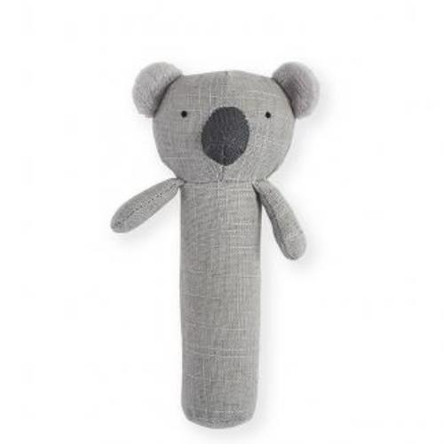 Nana Huchy Keith Koala Baby Rattle-Jack & Willow