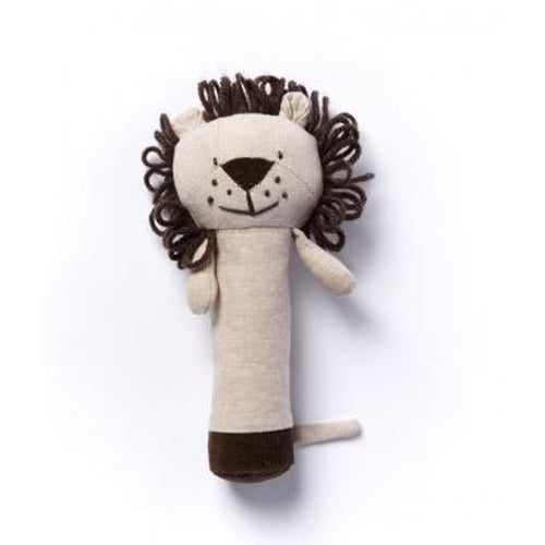 Nana Huchy Levi the Lion Rattle-Jack & Willow