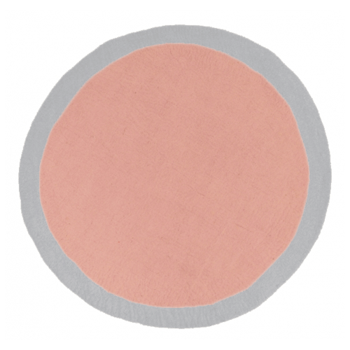 Muskhane Lumbini Rug - Rose Quartz & Light Stone-Jack & Willow