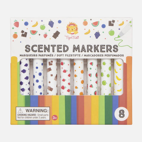 Tiger Tribe Scented Markers