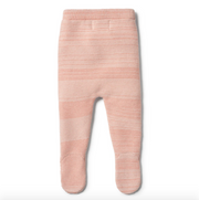 Wilson & Frenchy Knitted Leggings - Strawberries & Cream