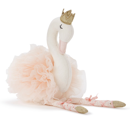 Nana Huchy Scarlett the Cygnet - Pink-Jack & Willow