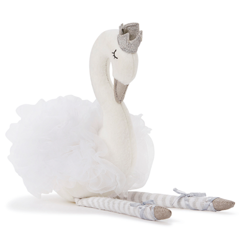 Nana Huchy Sophia the Cygnet - White-Jack & Willow