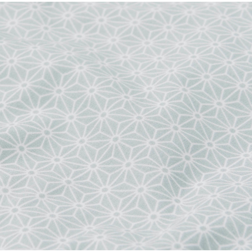 Cam Cam Bedlinen Sashiko Mint - Bassinet-Jack & Willow