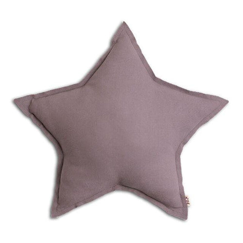 Numero 74 Star Cushion Dusty Lilac - Medium (45cm)-Jack & Willow