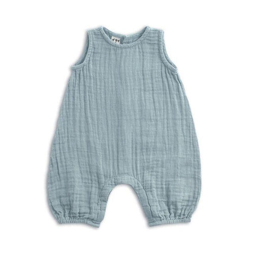 Numero 74 Stef Baby Combi Suit - Sweet Blue - Jack & Willow
