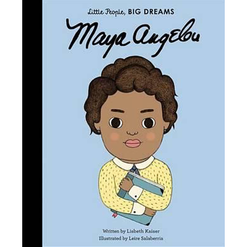 Little People, Big Dreams: Maya Angelou-Jack & Willow