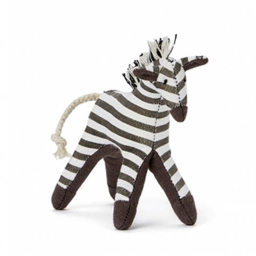 Nana Huchy Mini Zebra Rattle-Jack & Willow