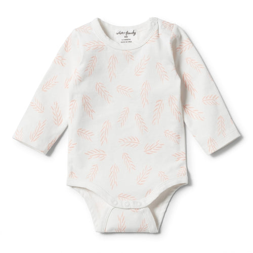 Wilson & Frenchy Flow Long Sleeve Bodysuit-Jack & Willow