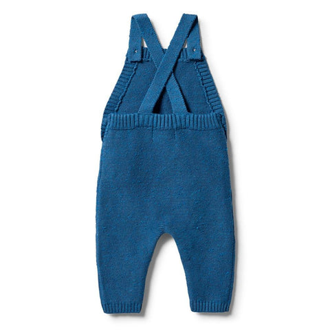 WILSON & FRENCHY KNITTED OVERALL