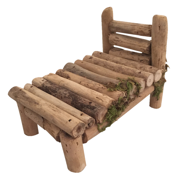 Papoose Woodland Furniture - Bed (2 pcs)