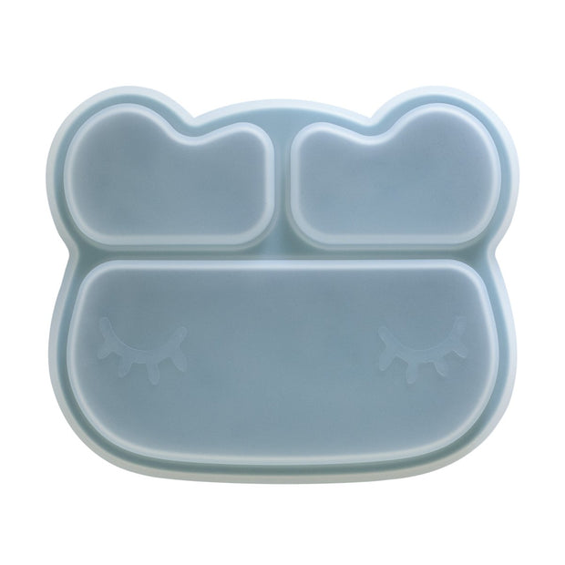 We Might Be Tiny Bear Stickie Plate Lid
