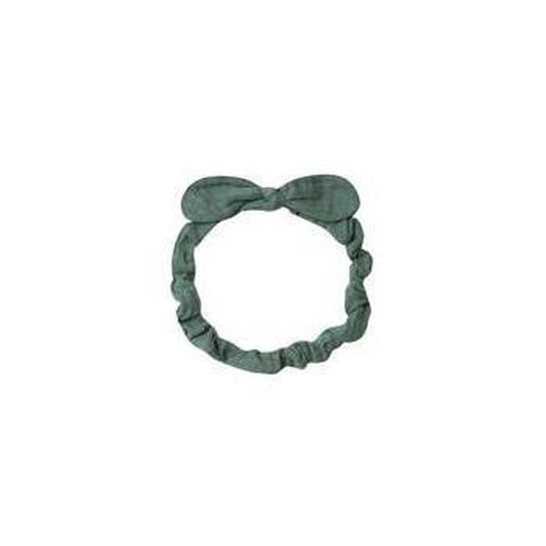 Rylee & Cru Baby Bow Headband - Spruce-Jack & Willow