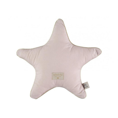 Nobodinoz Star Cushion - Dream Pink-Jack & Willow