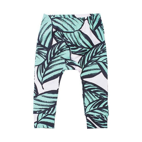 Milk & Masuki Jungle Fern Leggings-Jack & Willow